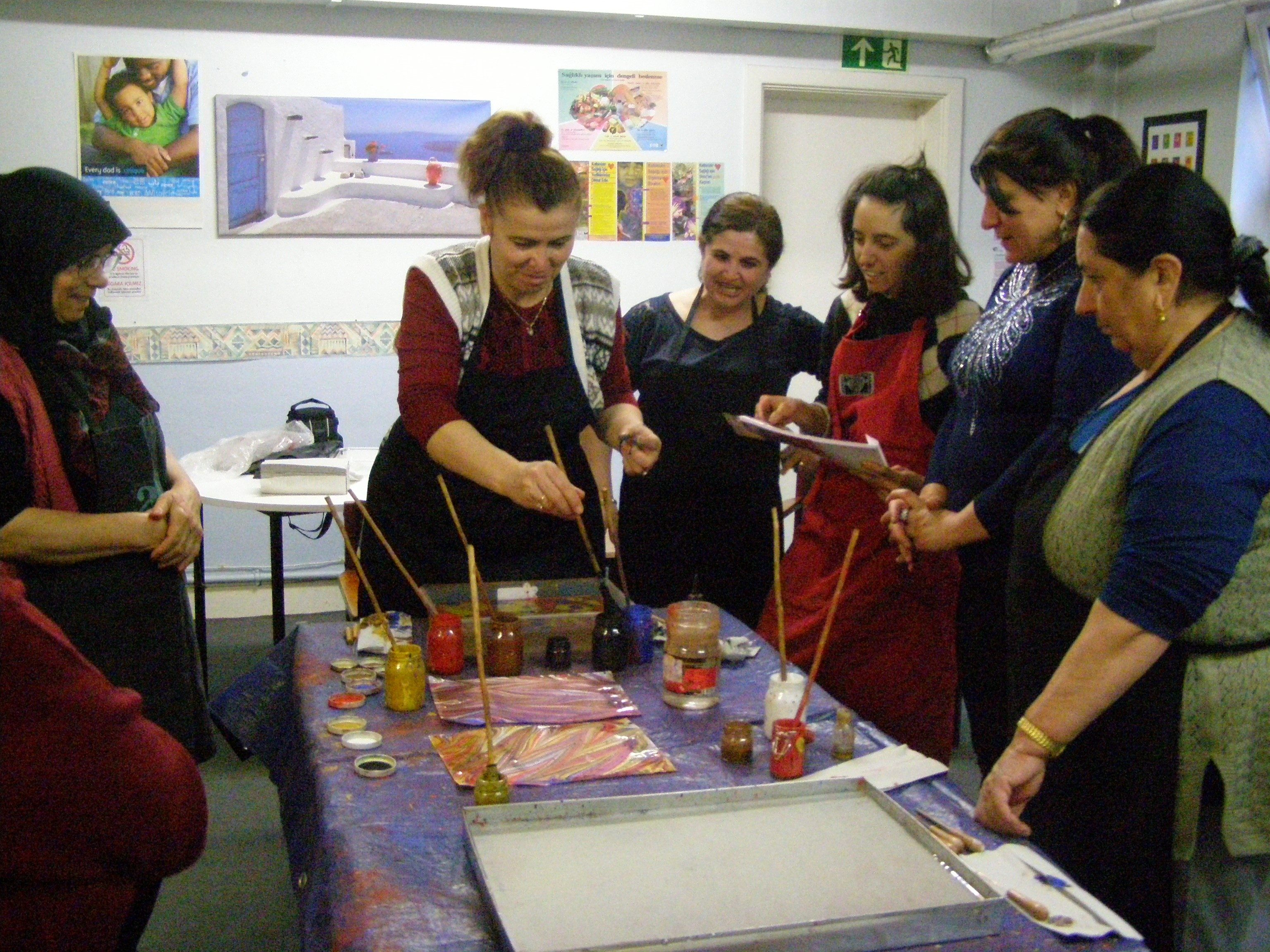 HANDCRAFT GROUP (Women Only)